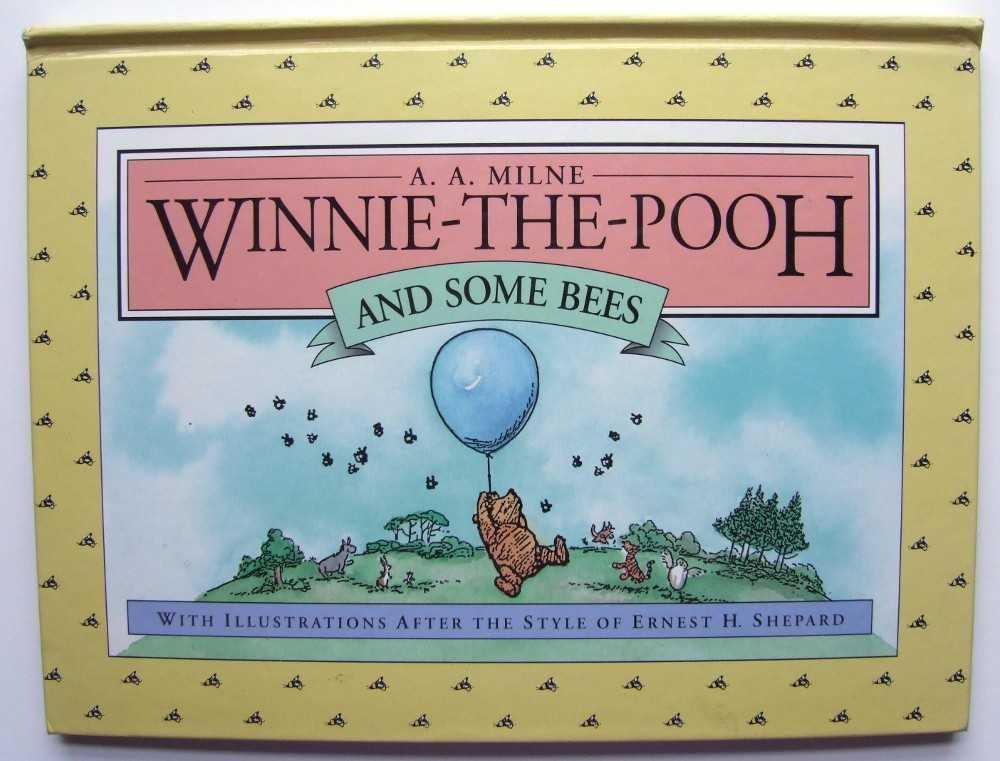 Image for Winnie-The-Pooh and Some Bees (Pop-up)
