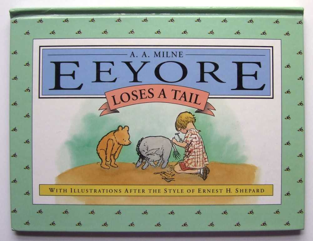 Image for Eeyore Loses a Tail (Pop-up)