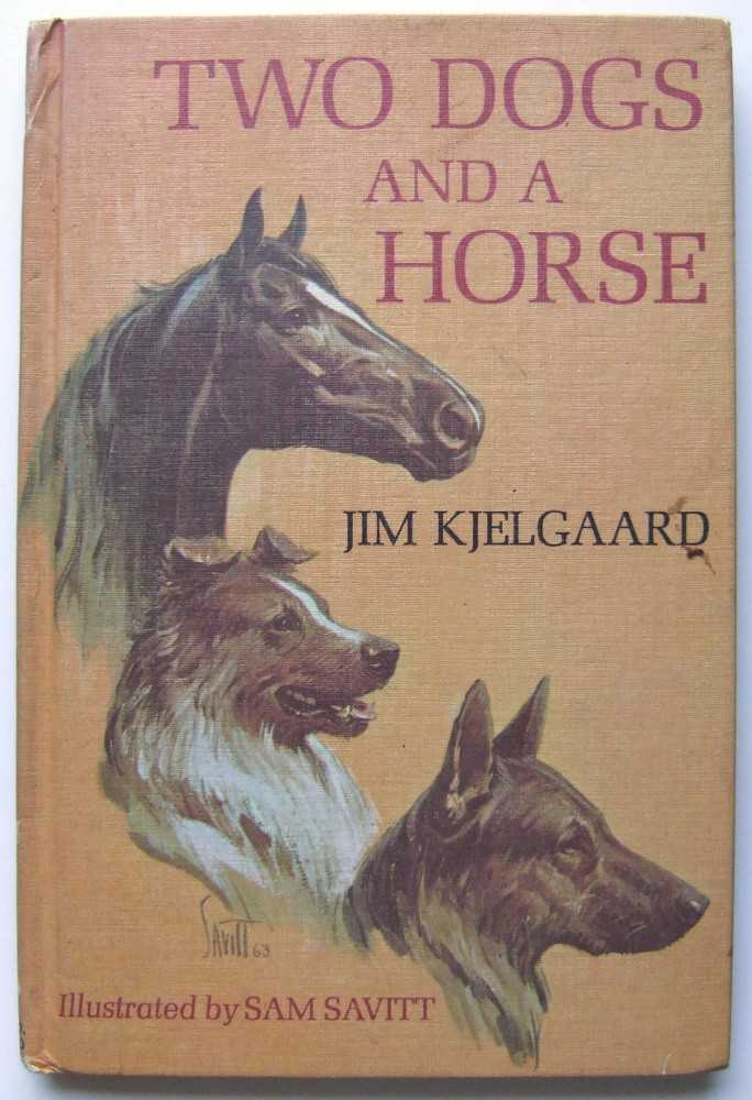 Image for Two Dogs and a Horse