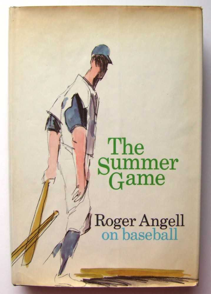 Image for The Summer Game: Roger Angell on Baseball
