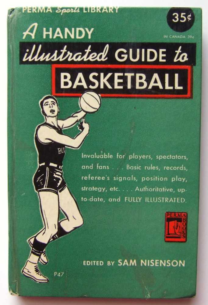 Image for A Handy Illustrated Guide to Basketball