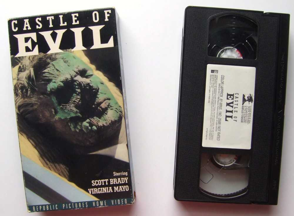 Image for Castle of Evil [VHS]