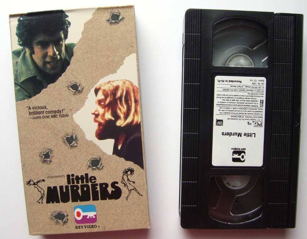 Image for Little Murders [VHS]
