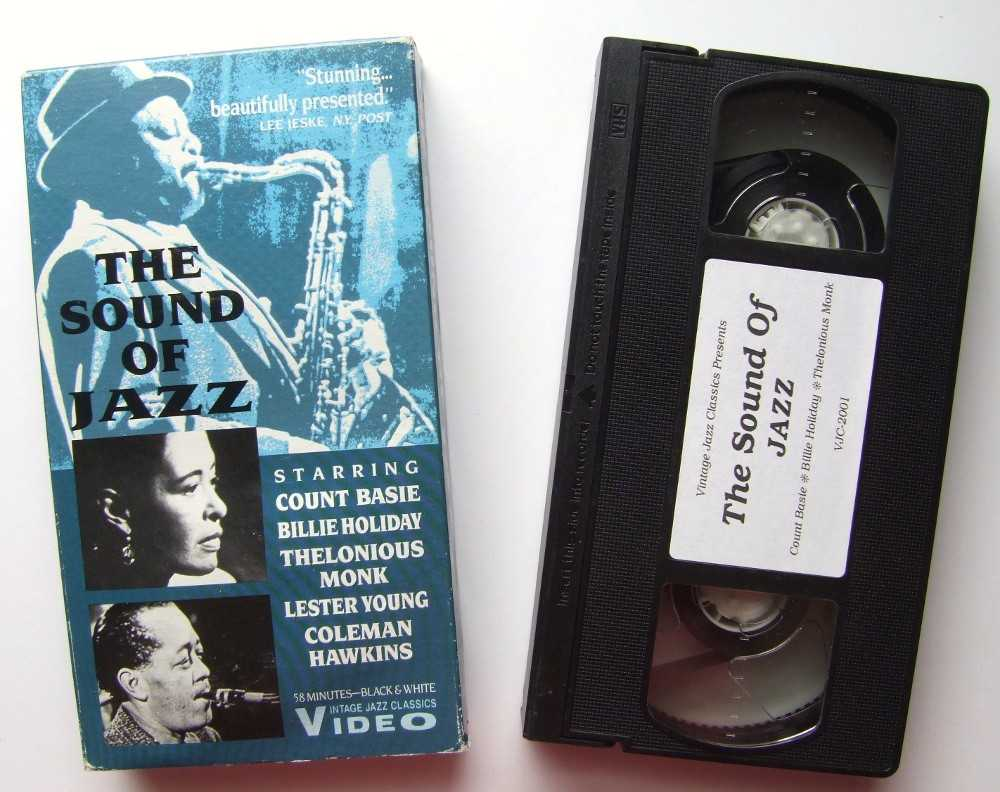 Image for Sound of Jazz [VHS]