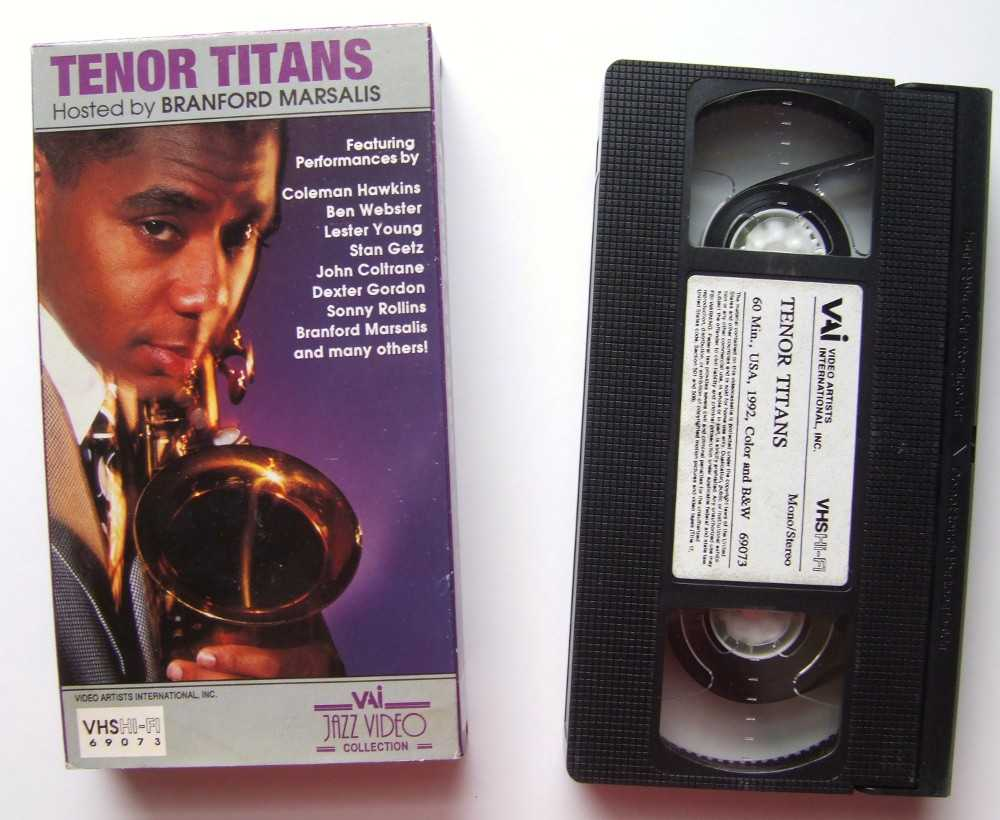 Image for Tenor Titans [VHS]