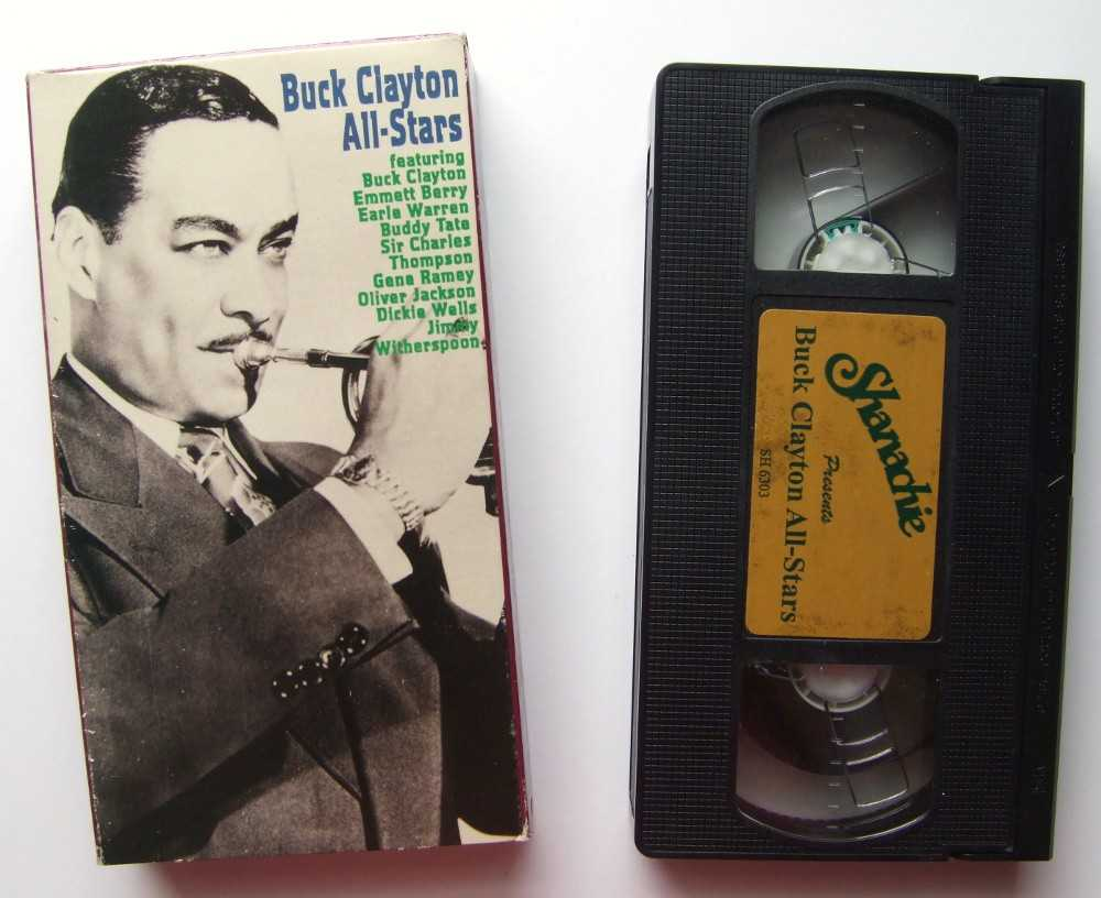 Image for Buck Clayton All Stars [VHS]