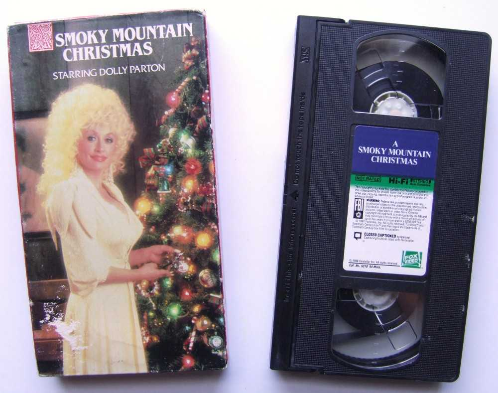 Image for A Smoky Mountain Christmas [VHS]