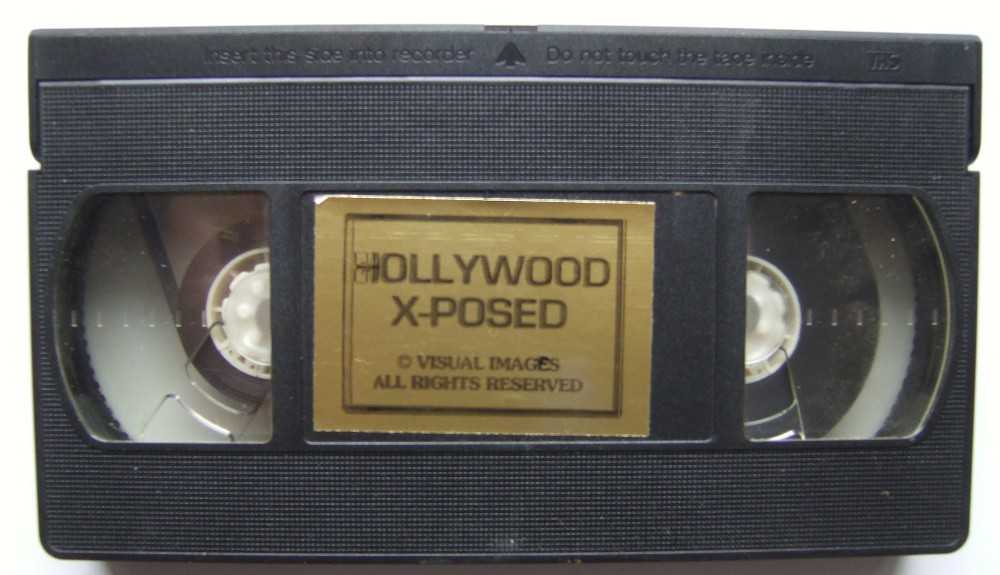 Image for Hollywood X-Posed [VHS]