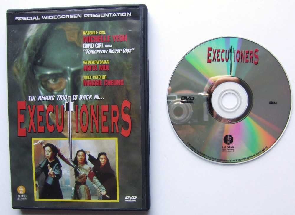 Image for Executioners [DVD]