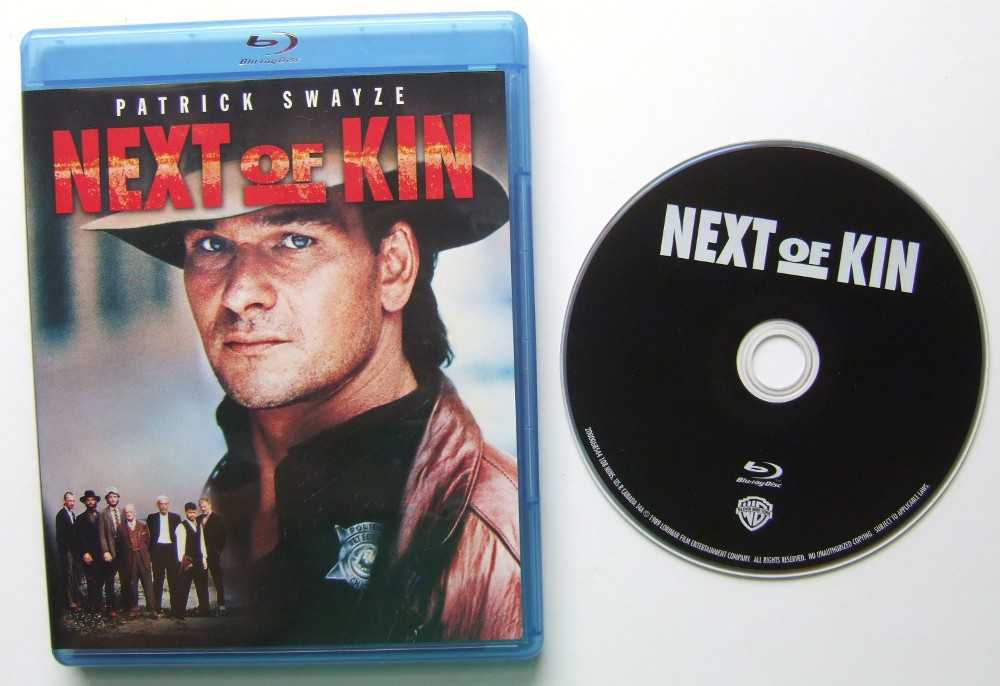 Image for Next of Kin [Blu-ray]
