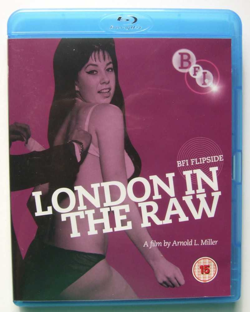 Image for London in the Raw [Blu-ray]