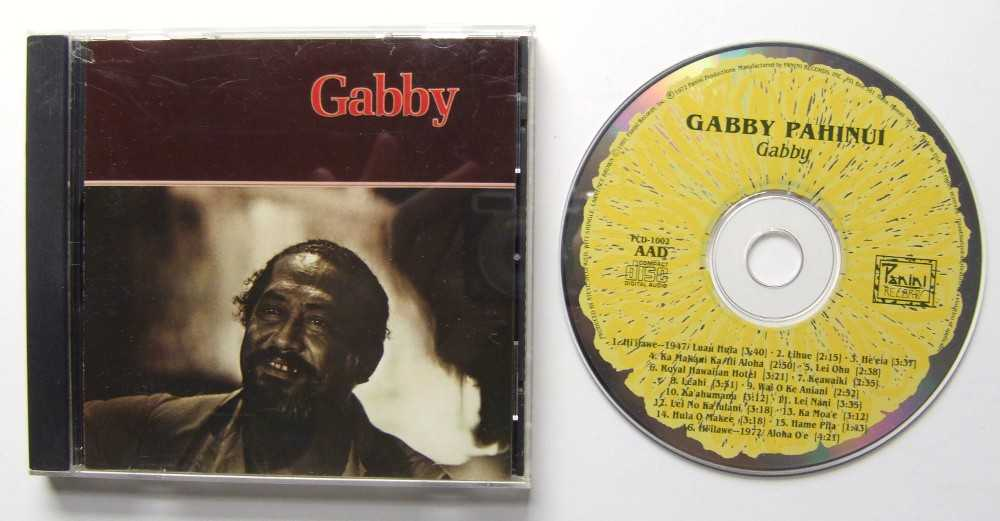 Image for Gabby [CD]