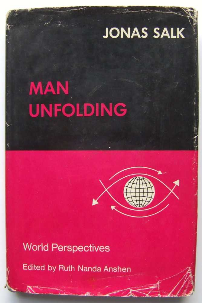 Image for Man Unfolding (World Prespectives, Volume 46)