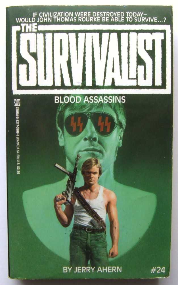 Image for The Survivalist: Blood Assassins