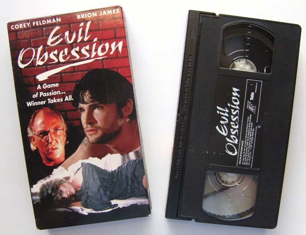 Image for Evil Obsession [VHS]