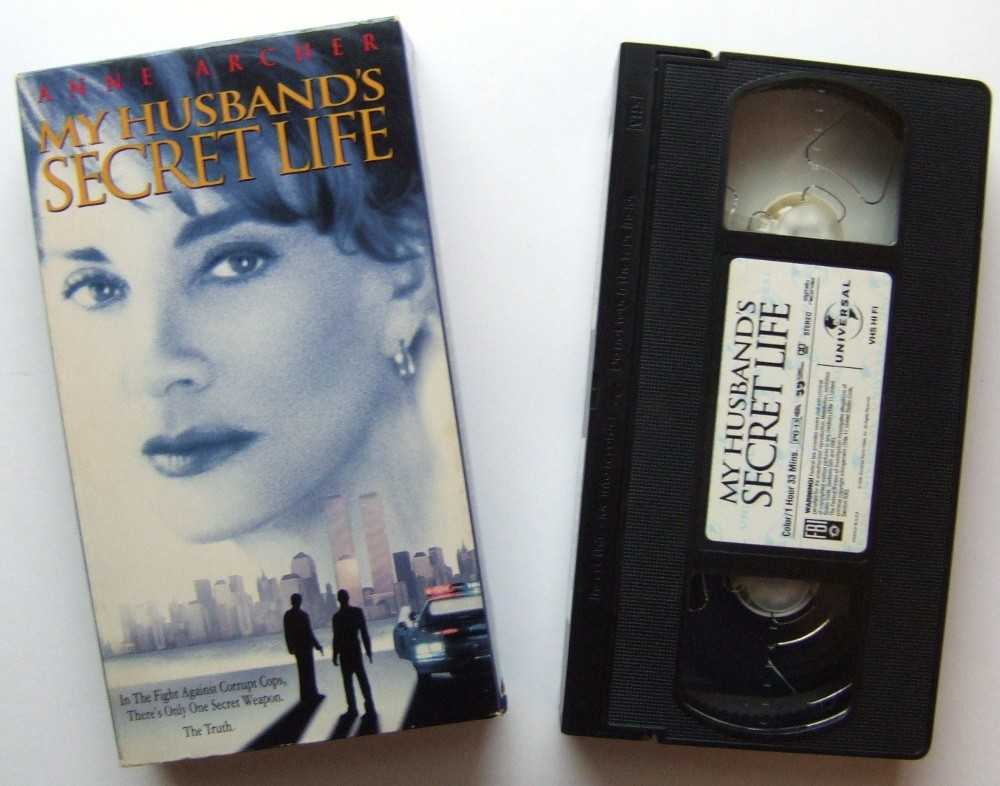 Image for My Husband's Secret Life [VHS]