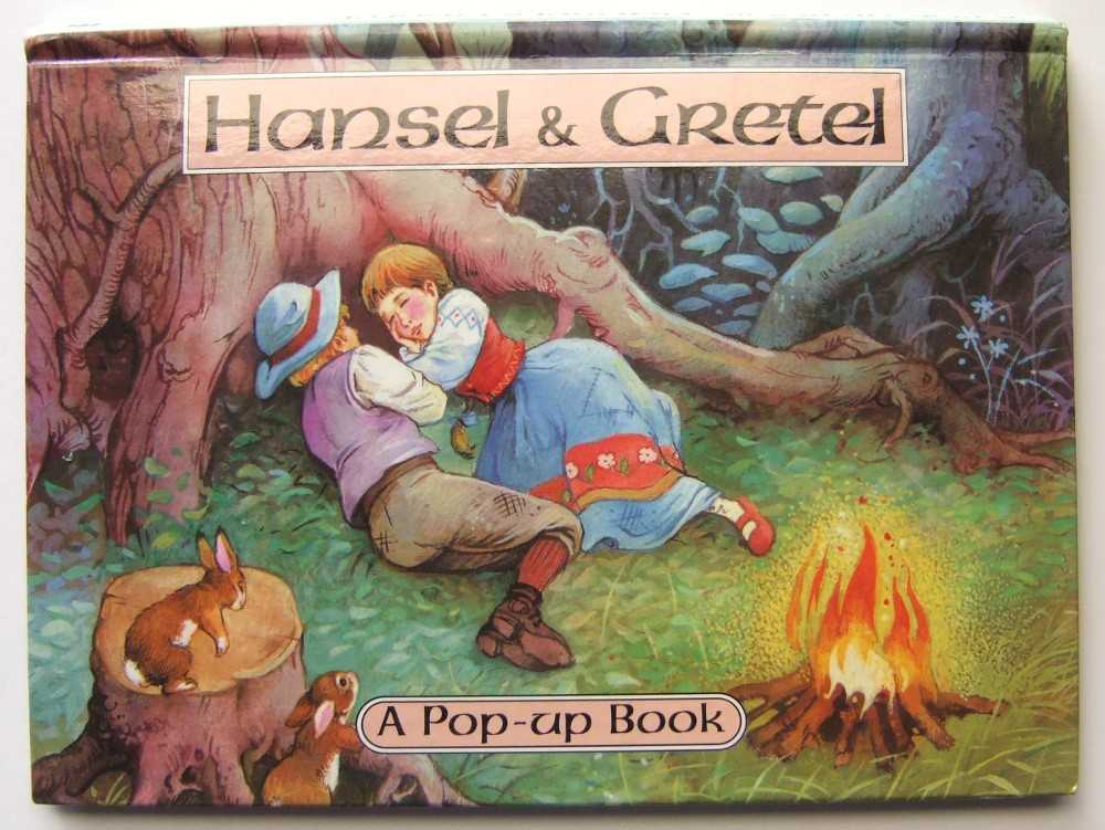 Image for Hansel & Gretel: Big Time Fairy Tale Pop-Ups