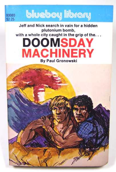 Image for Doomsday Machinery