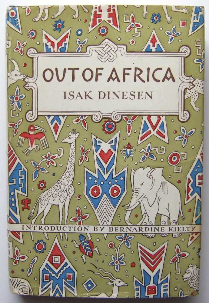Image for Out of Africa (Modern Library Edition)