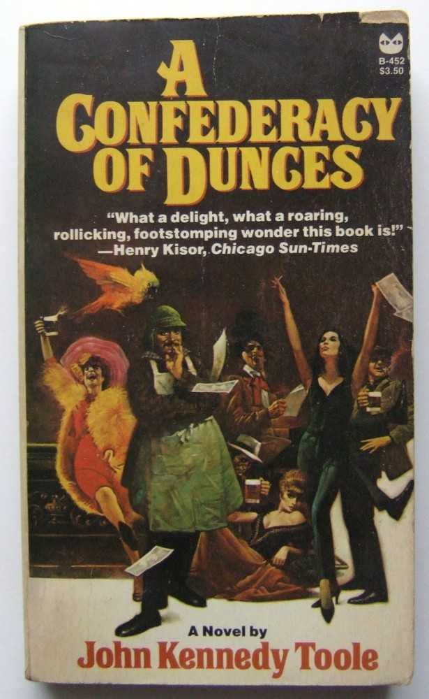 Image for A Confederacy of Dunces