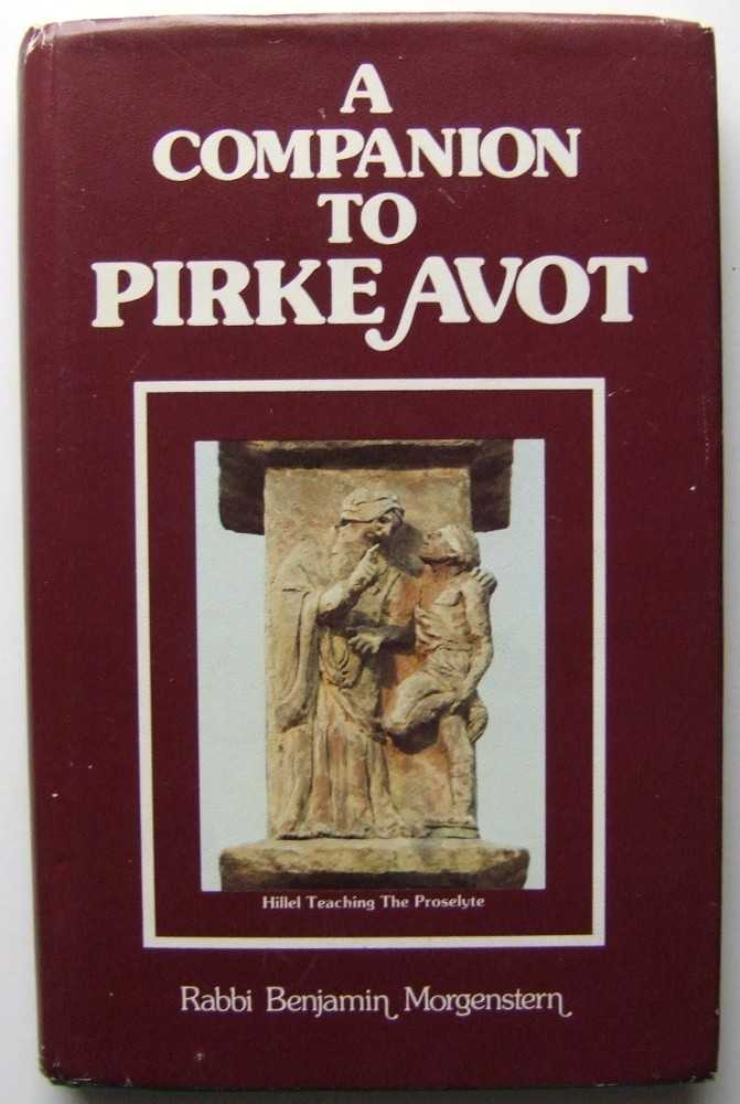 Image for A Companion to Pirke Avot