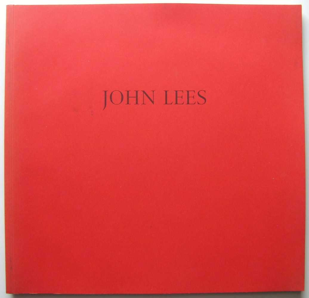 Image for John Lees, March 6-April 5, 2008