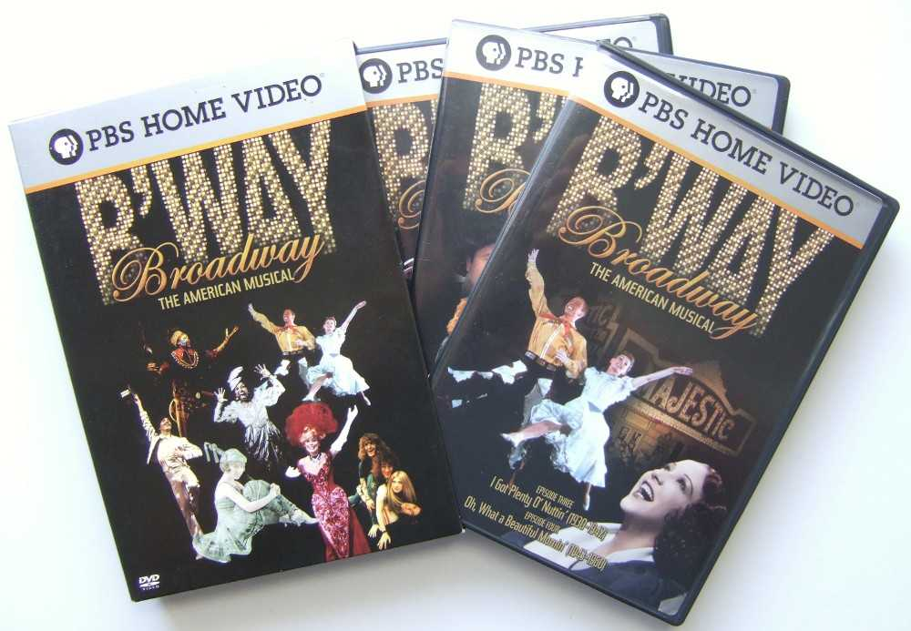 Image for Broadway: The American Musical [DVD Box Set]