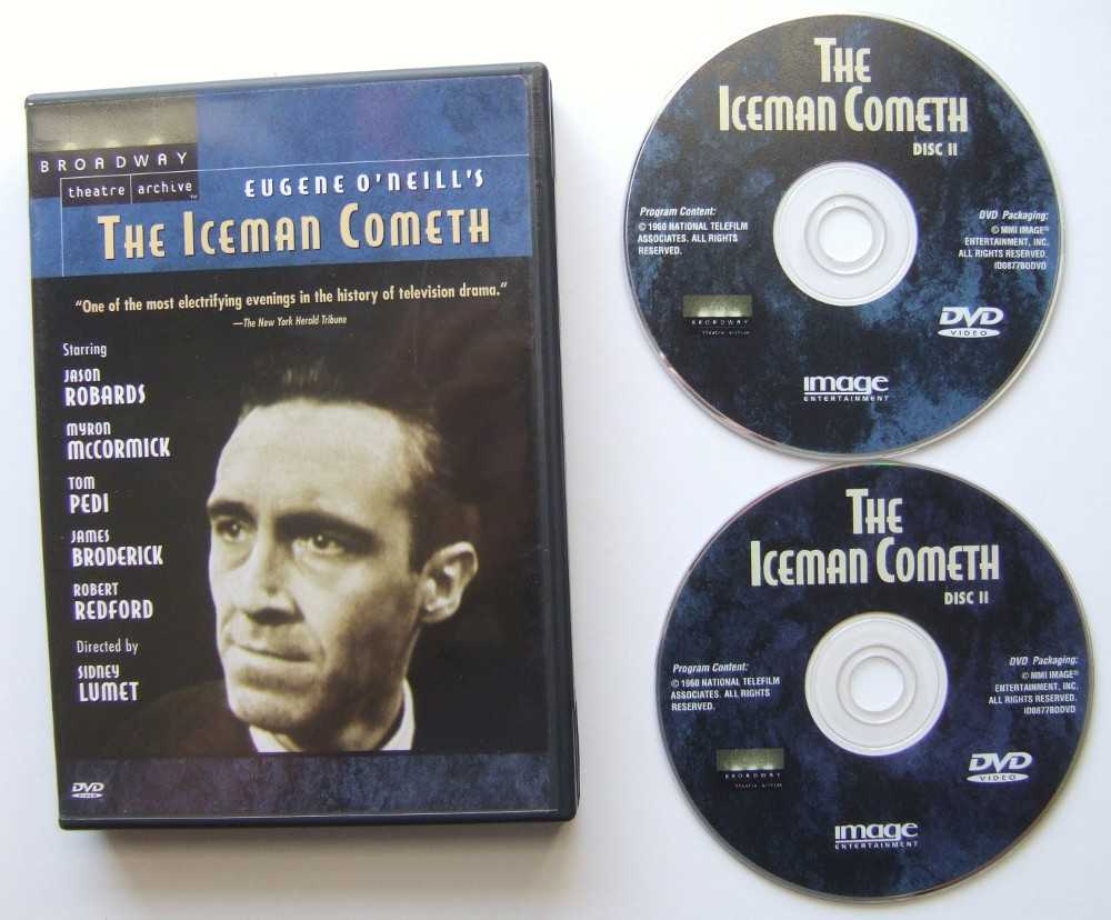 Image for Eugene O'Neill's The Iceman Cometh [DVD]