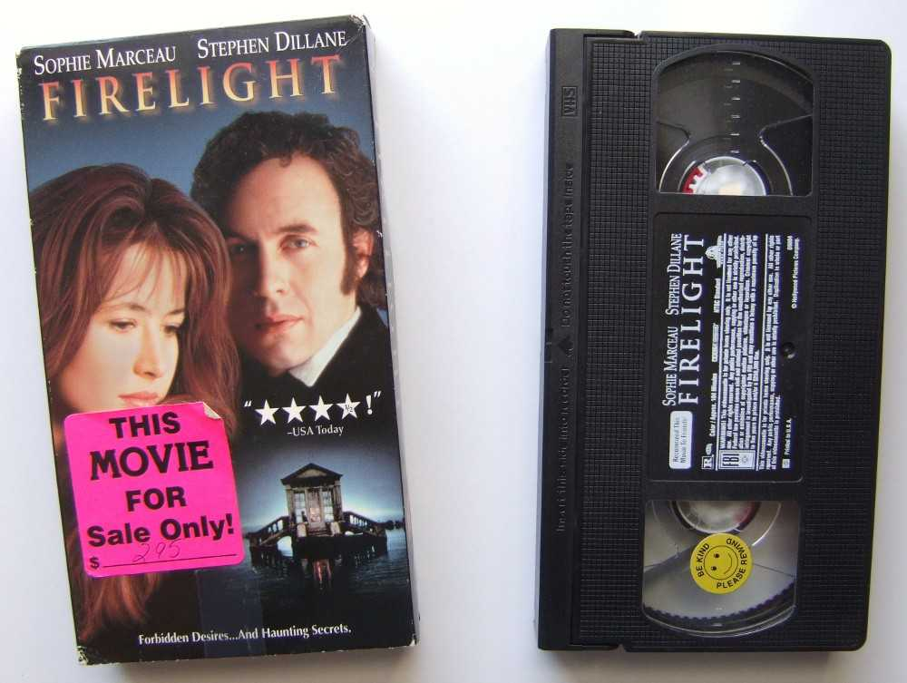 Image for Firelight [VHS]