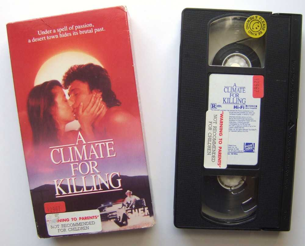 Image for Climate for Killing [VHS]