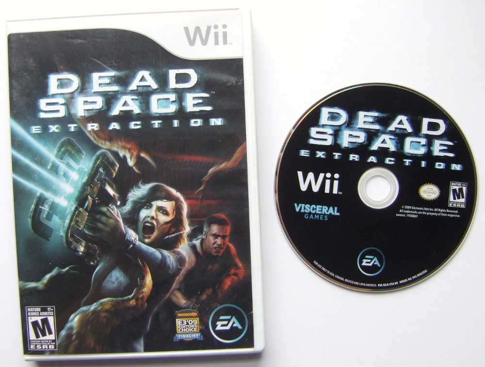 Image for Dead Space Extraction [Nintendo Wii]