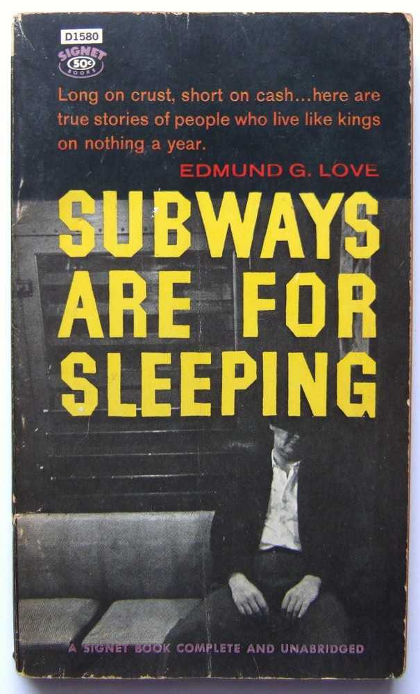 Image for Subways Are For Sleeping