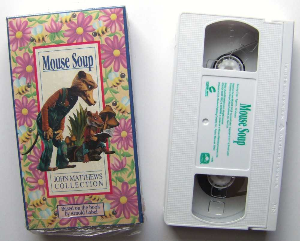 Image for Mouse Soup [VHS]