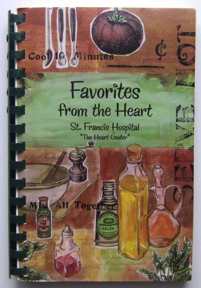 Image for Favorites From the Heart, St. Francis Hospital (Roslyn, NY, Regional / Community Cookbook)