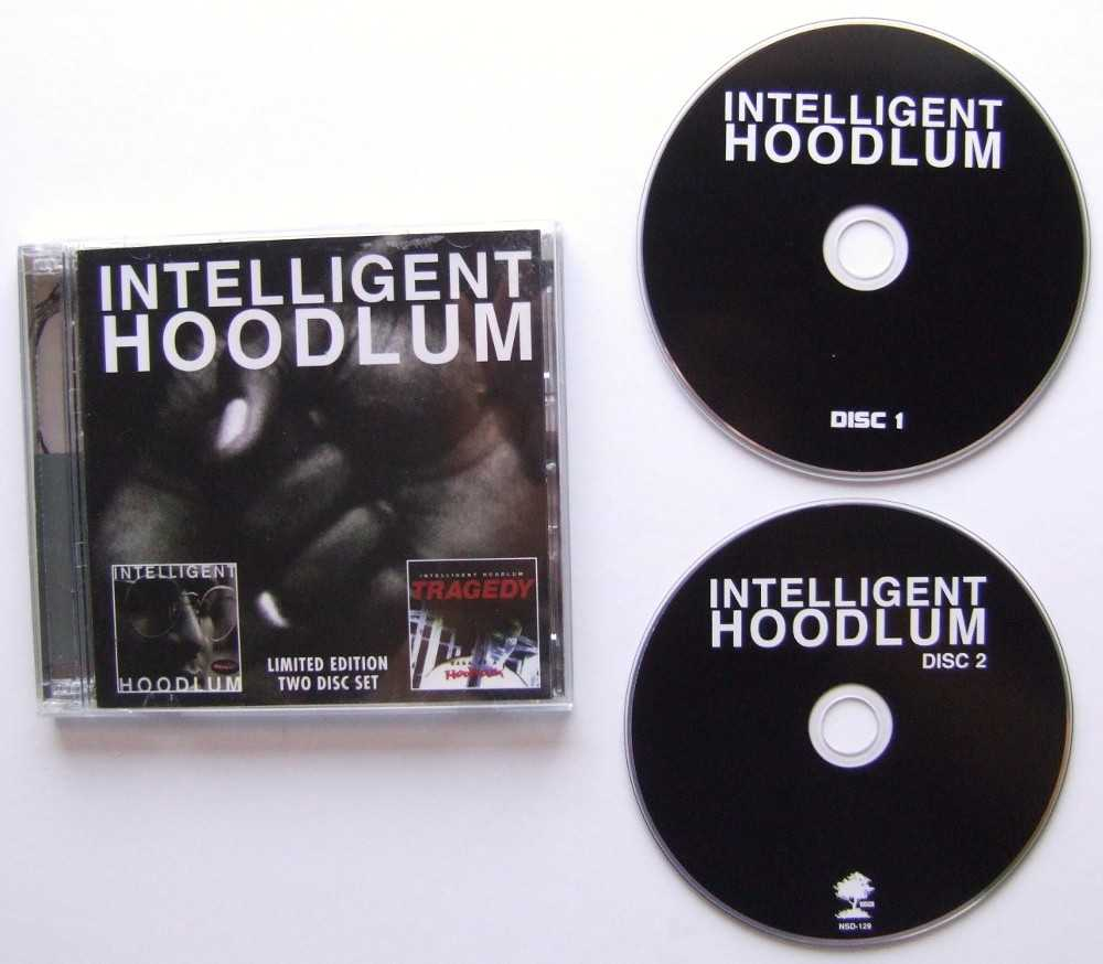 Image for Intelligent Hoodlum / Saga of a Hoodlum [CD]