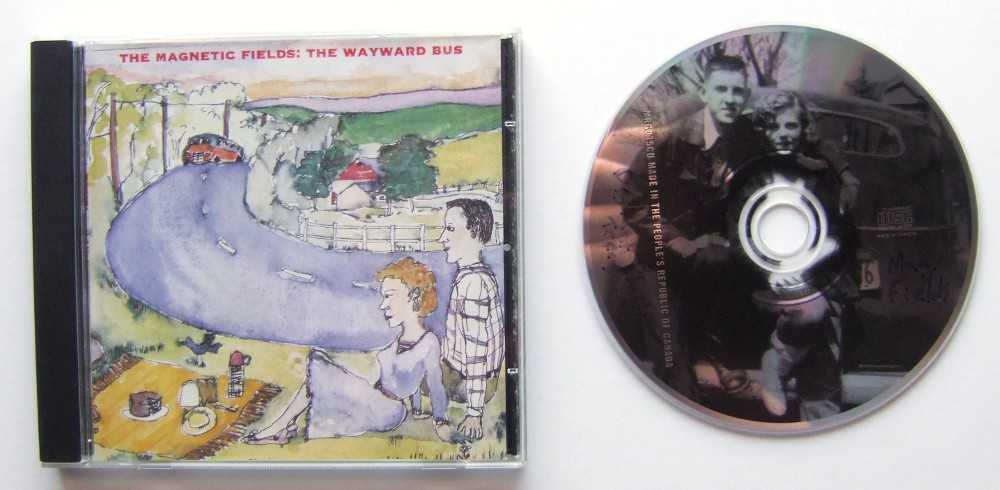 Image for The Wayward Bus / Distant Plastic Trees [CD]