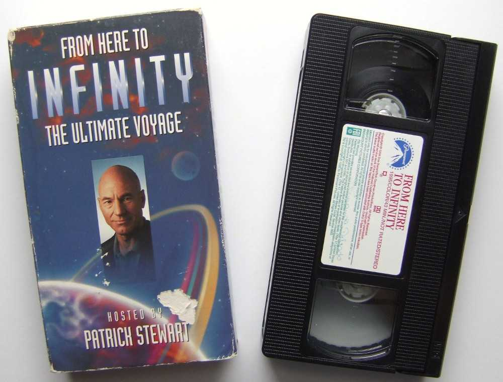 Image for From Here to Infinity [VHS]