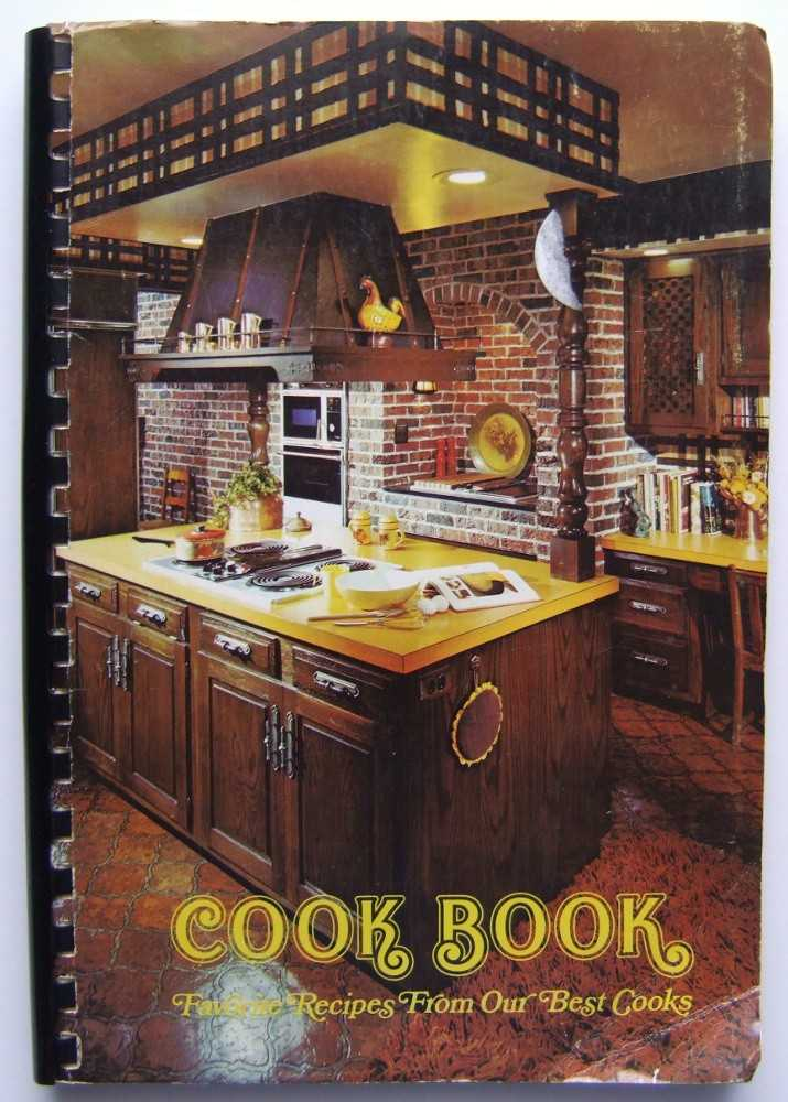 Image for Cook Book: Favorite Recipes from Our Best Cooks (Compiled by St. Mary's Guild of St. Mary's Church, Newington Connecticut / Regional Cookbook)