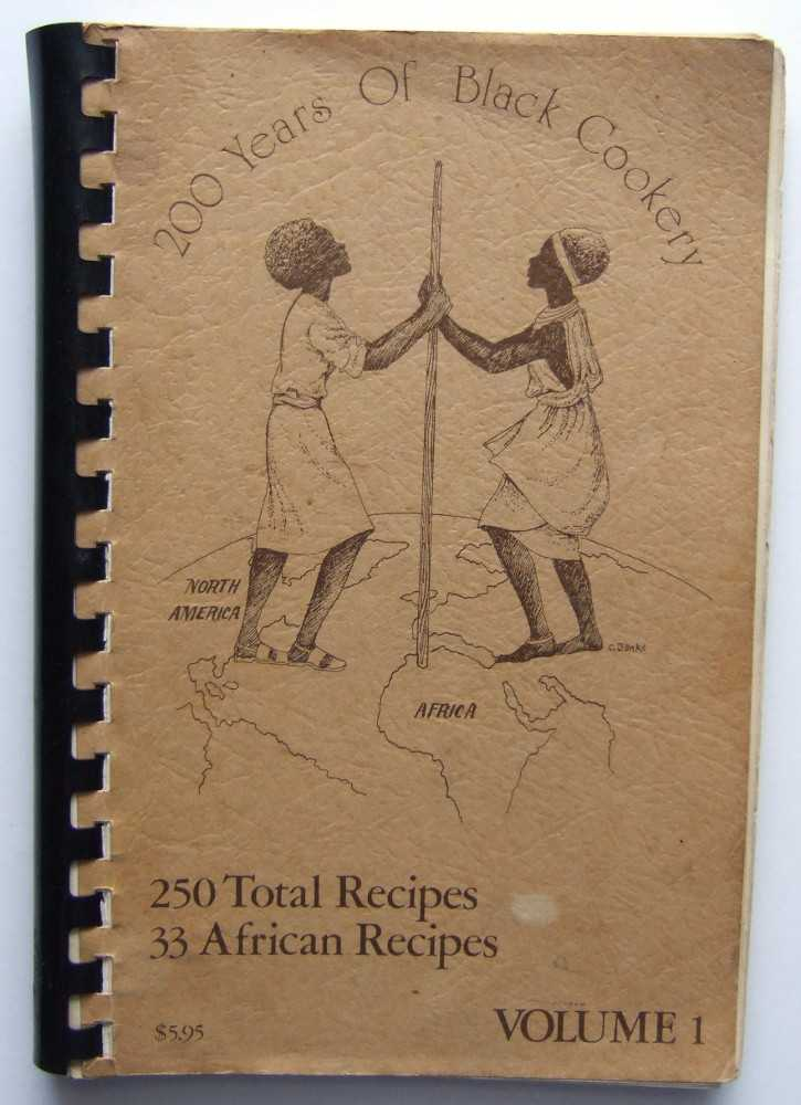 Image for 200 Years of Black Cookery, Volume 1