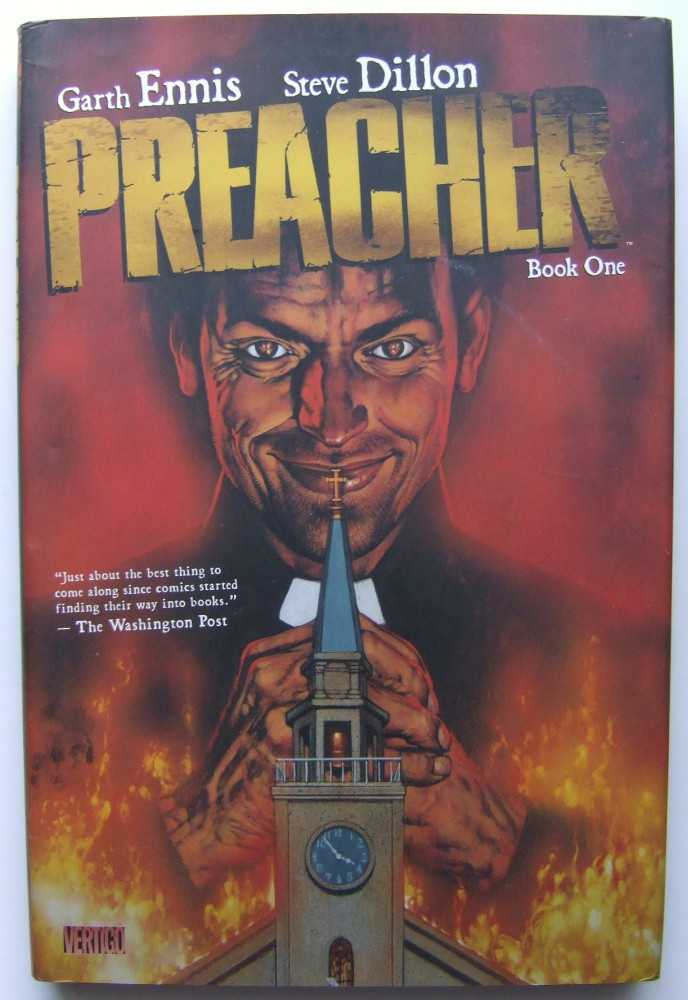 Image for Preacher, Book 1