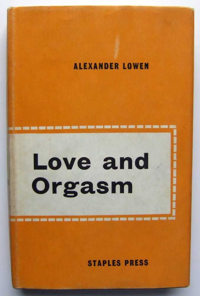 Image for Love and Orgasm