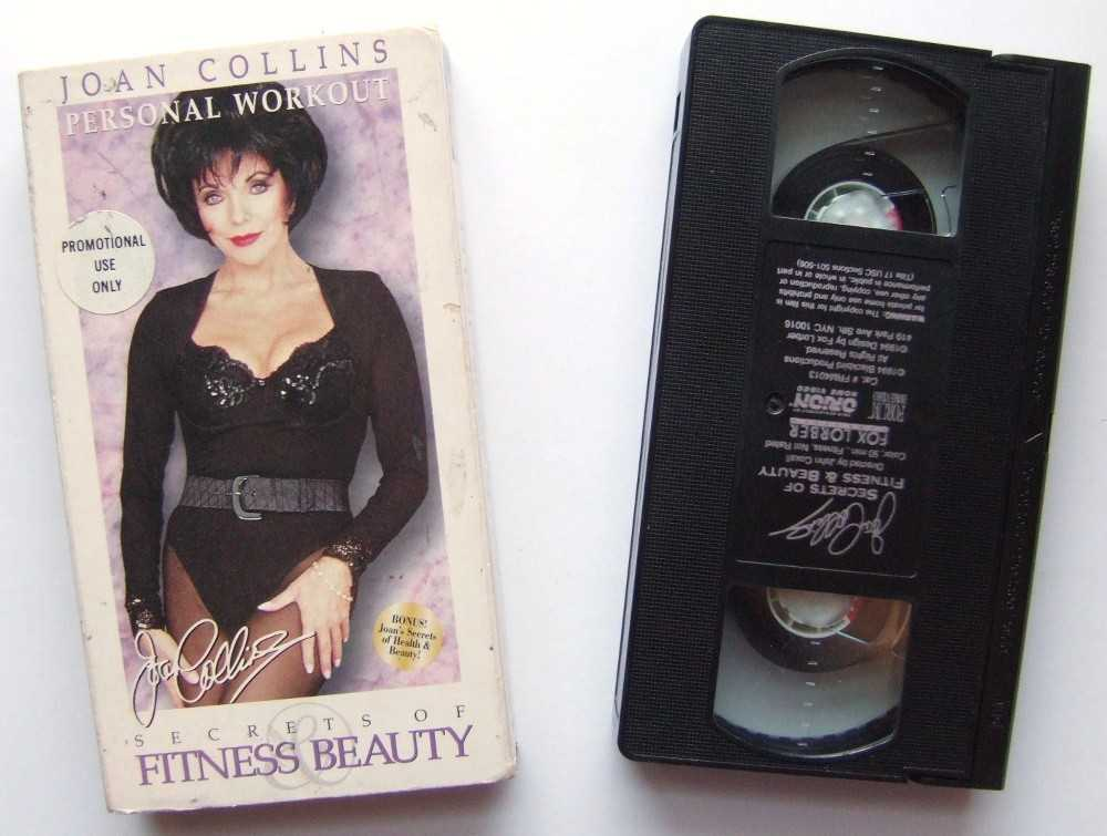 Image for Joan Collins Personal Workout: Secrets of Fitness & Beauty [VHS]