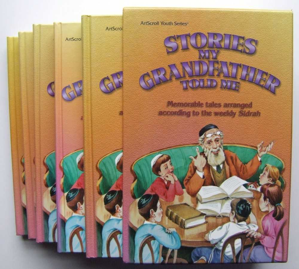 Image for Stories My Grandfather Told Me - 5 Volume Slipcased Set