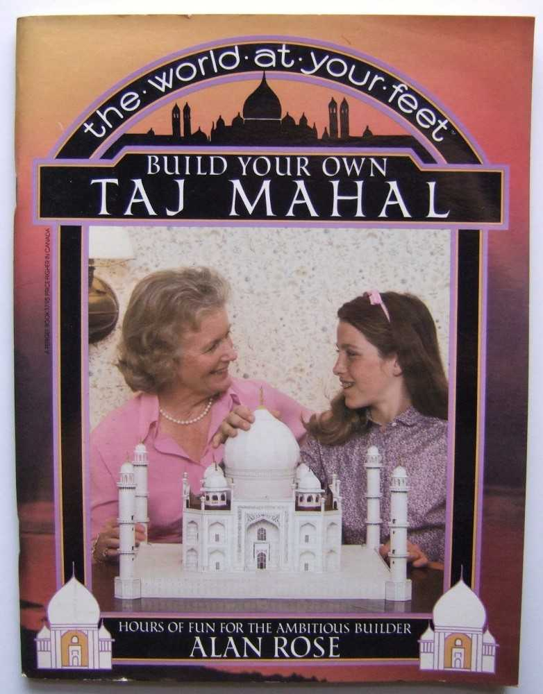 Image for Build Your Own Taj Mahal (The world at your feet)