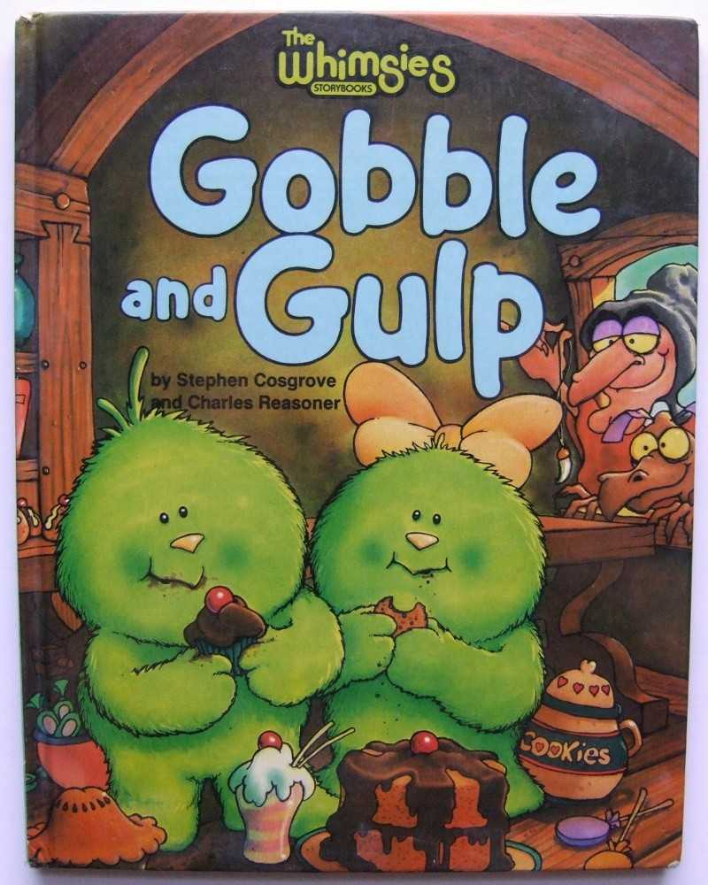 Image for Gobble and Gulp: The Whimsies Storybooks