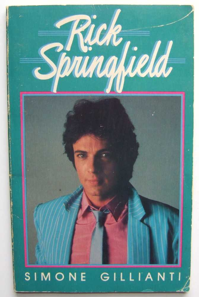Image for Rick Springfield