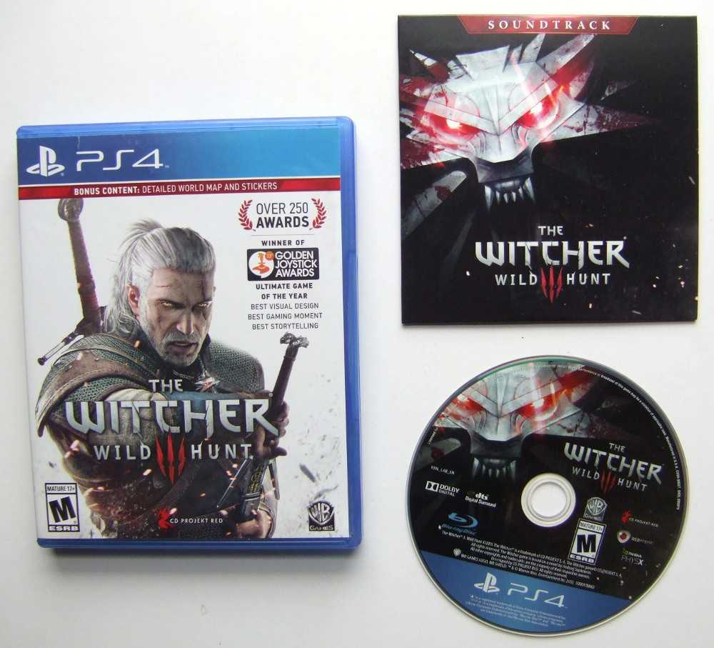 Image for The Witcher 3: Wild Hunt [Playstation 4, PS4]