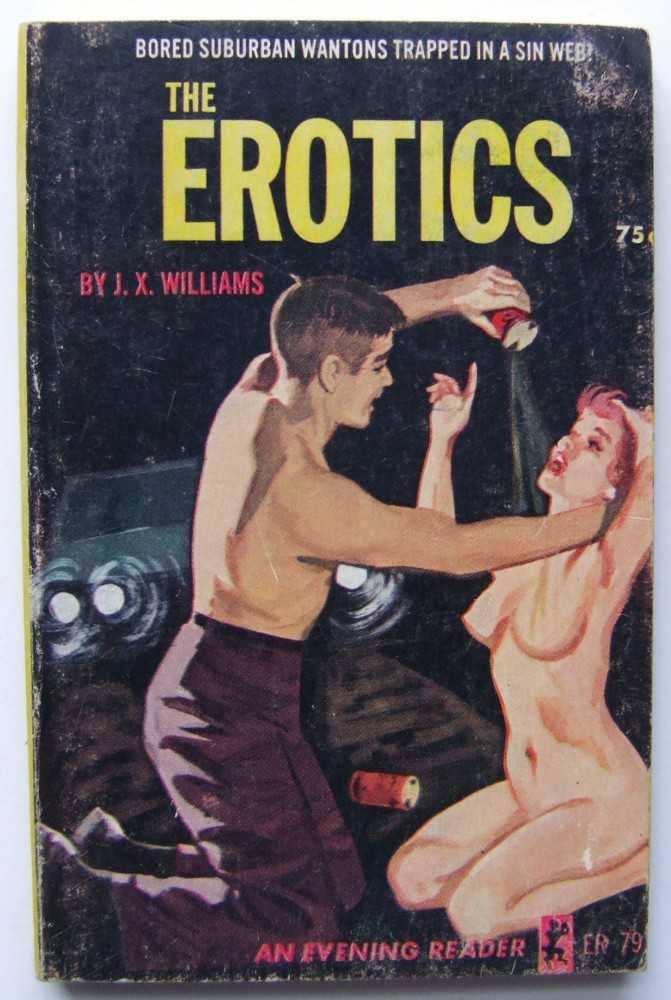 Image for The Erotics