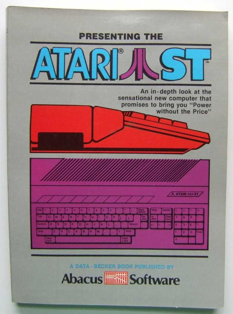 Image for Presenting the Atari ST