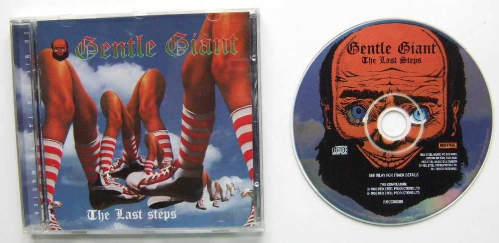 Image for The Last Steps: Live 1980 [CD]